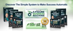6-figure business machine