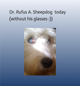 image of Dr. Rufus A. Sheepdog