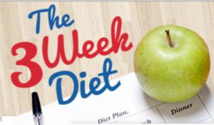3-week diet