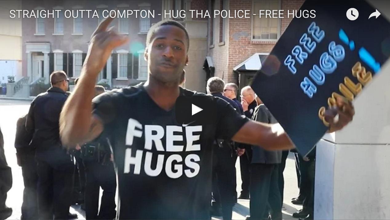 weekly-inspirational-video-hug-tha-police