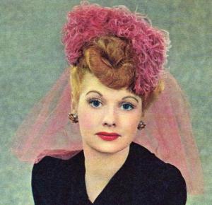 Lucille Ball 1944