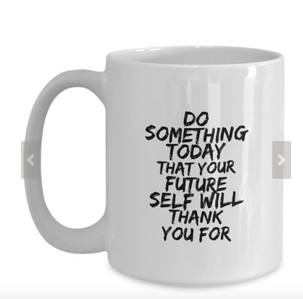 Do-something-today-mug
