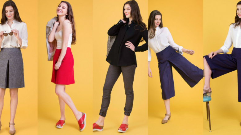 Click through to read about a sustainable clothing company!