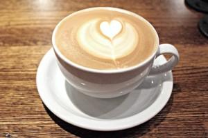 welcome-cup-of-coffee-heart-in-foam