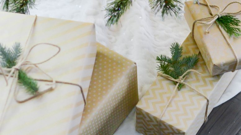 Click through to read the whole post on earth friendly gifts!