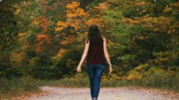 Click through to read the full post about developing a healthy walking habit